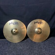 """14"""" Paiste 101 Hi-Hat Cymbals 