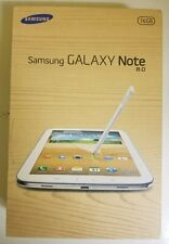 """Samsung Galaxy Note 8.0 8"""" 16GB Android Tablet GT-NT5120 ** BOX ONLY **"""