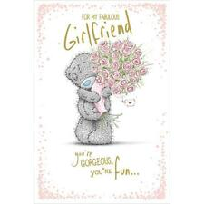 Me to You for My Fabulous Girlfriend Birthday Card Tatty Teddy Bear Gift