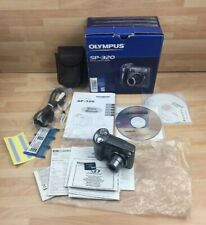 Olympus SP-320 7.1MP Digital Camera - With 1GB XD Memory Card, Complete & Boxed