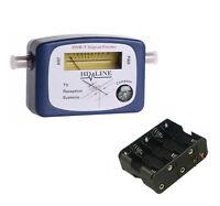 HD-LINE Digital Terrestrial  TV Aerial Signal Finder Meter DVB-T