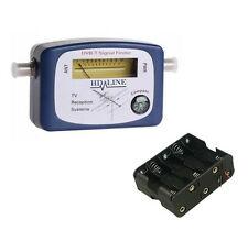 HD-LINE Digital Terrestrial  TV Aerial Signal Finder Meter DVB-T