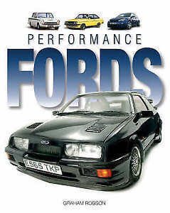 Performance Fords by Robson, Graham ( Author ) ON Jan-15-2004, Hardback, Robson,