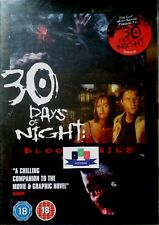30 Days Of Night: Blood Trails (Andrew Laurich) DVD 2008 New And Sealed