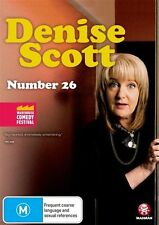 Denise Scott: Number 26 : Warehouse Comedy Festival (DVD, 2011) NEW & SEALED