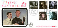 8 OCTOBER 1985 BRITISH FILM YEAR BENHAM BLCS 7 FIRST DAY COVER PINK PANTHER SHS