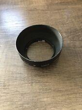 Vintage NIKKOR F 50/1.4 METAL LENS HOOD SHADE  Nikon Japan