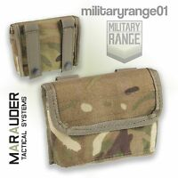 Marauder Survival Tin Pouch - British Army MTP Multicam - UK Made