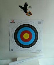 "Archery-Gun-Rifle Bull Eye Target 17""x17""-40Cm 30-06 Full Color 10 Ring"