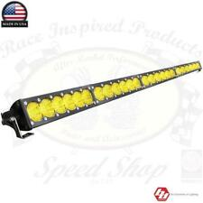 "Baja Designs OnX6 Amber 40"" Wide Driving 30000 Lumens LED Light Bar 45-4014"