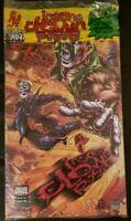 Insane Clown Posse - The Pendulum 3 CD & Comic Book SEALED twiztid dark lotus