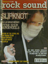 ROCK SOUND 53 2002 Stone Sour Murderdolls QOTSA Coldplay Jerry Cantrell Music