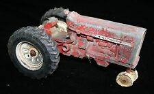 Antique Cast Metal Tractor Toy ERTL INTERNATIONAL USA