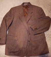 Vintage 100% Wool Made in the Usa Levi's Menswear Sport Coat Blazer Jacket Nice!