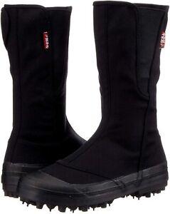 Japanese Fukuyama TABI Boots Ninja Shoes High Cut Oyakata #30 Spike Black Japan