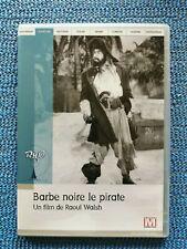 BARBE NOIRE LE PIRATE EN DVD AVEC ROBERT NEWTON (ENVOI MONDIAL RELAY)