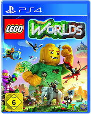 LEGO Worlds (Sony PlayStation 4, 2017)