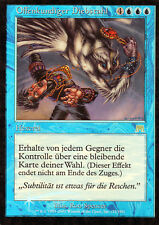 Blatant Thievery / Offenkundiger Diebstahl FOIL - Onslaught - Magic - EX - DE