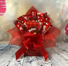 Luxury Malteaser Chocolate Bouquet  Christmas Gift - Thank you birthday Get Well