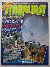 Starburst Magazine # 35 1977 Clash of the Titans Condorman Altered States (M469)
