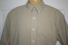 Men's Brooks Brothers Shirt Size sz L Large Long Sleeve Button Front