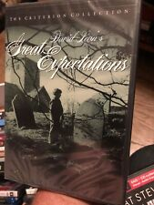 SEALED! David Lean's GREAT EXPECTATIONS 1946 Film, Criterion Collection 1999 DVD