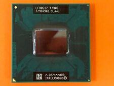 3 x Intel Core 2 Duo T7300 CPU 2.0 / 4M / 800 CPU SLA45 PROCESSOR free shipping