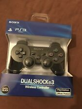 Sony Dualshock 3 Wireless SixAxis Control Pad PS3 Controller Bluetooth Joypad