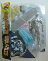 2013 Marvel Diamond Select Silver Surfer with Infinity Gauntlet Action Figure
