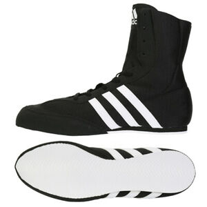 Adidas Box Hog 2 Men's Boxing Shoes Training Wrestling Black BA7928