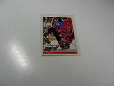 Guy Carbonneau 1993 Topps Premier card #250