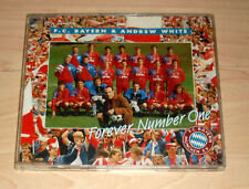 CD Maxi-Single - F.C. Bayern München & Andrew White - Forever Number One