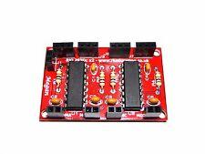 Dual L293D Mini Motor Shield Expansion Module PCB For PIC Raspberry Pi & Arduino