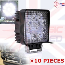 10 x 27W LED Work Light Offroad Boat Truck ATV Spot beam 4X4 headlight 4WD Truck