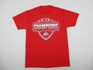Ohio State Buckeyes Top of the World Short Sleeve Shirt Men's Multiple Sizes