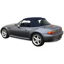 BMW Z3 Convertible Top in Blue Stayfast Cloth with Plastic Window