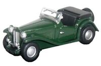 OXFORD FORD POPULAR  MGA MGTC TRIUMPH diecast model cars 1:76th Railway scale