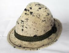 VINTAGE AUTHENTIC OKTOBERFEST DIRNDL TYROL MEN'S FEDORA HAT SIZE:US 6 7/8/EU 55