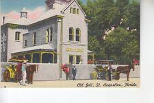 Old Jail St Augustine FL