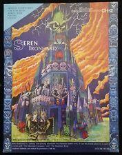 Rare Tom Moldvay AD&D Advanced Dungeons & Dragons RPG Book - Seren Ironhand CH 2