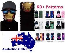 Bandana Face Shield Dust Sun Fishing Headwear Biker Neck Tube Scarf Fishing