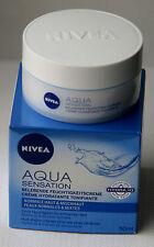 Nivea Aqua Sensation Invigorating Face Moisturizer Day Cream with Hydra IQ 50ml