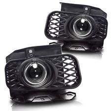 Fog Light For 99-04 Ford F150 Clear Lens PAIR