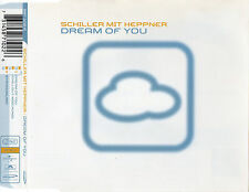 "SCHILLER MIT HEPPNER ""DREAM OF YOU""  CD MAXI - AS NEW!!"