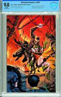 Detective Comics #1027 Comics Elite Tyler Kirkham Virgin Exclusive - CBCS 9.8!
