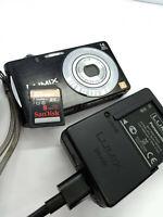 Panasonic LUMIX DMC-FS16 14MP 14 Megapixels Digital Camera - Black LEICA - OIS
