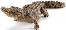 V ) Schleich (14736) Crocodilo vida salvaje animales figura de Acción-colección