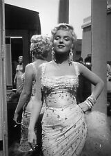 Marilyn Monroe Fashionable In A Suit With Stones 8x10 Photo Print