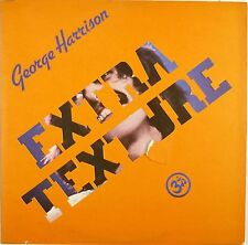 """12"""" LP-George Harrison-EXTRA TEXTURE (read all about it) - b849"""
