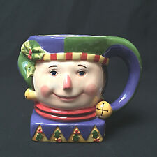 Christmas Jack In The Box Susan Winget Mug From Certified International
